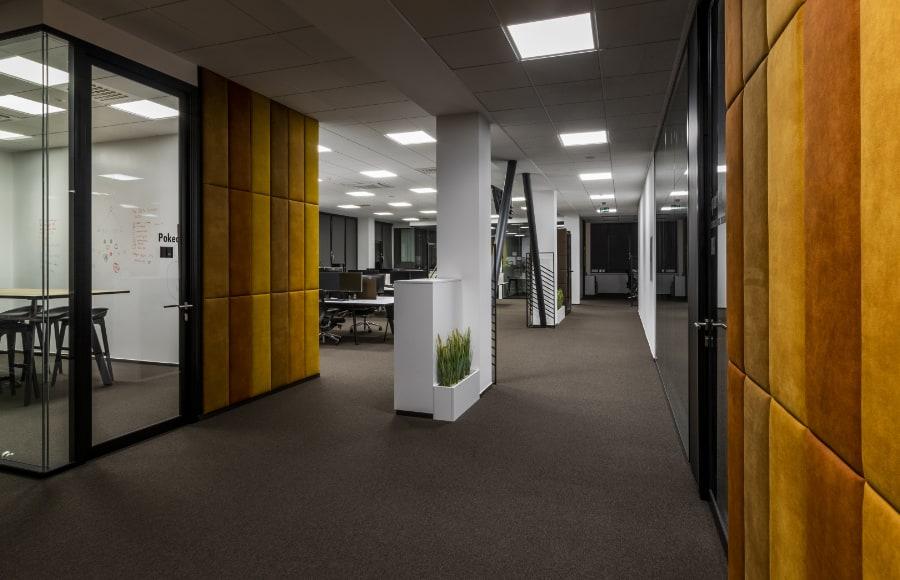 Administratívne priestory spoločnosti Ringier Axel Springer Bratislava, Žilina