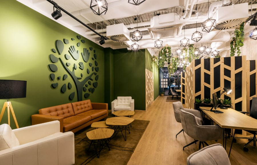 Predajné priestory bytového komplexu Zelené Vlčince Žilina